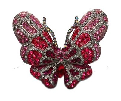 butterfly ring 31 CLOSED! Fantasy Jewelry Box Crystal Butterfly Ring & Your Chance To Win One!