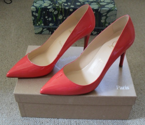 pigalle 10 YAY! New Christian Louboutin Shoes!