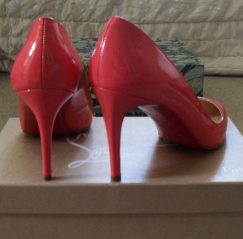 pigalle 12 YAY! New Christian Louboutin Shoes!