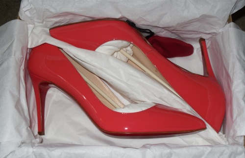 pigalle 8 YAY! New Christian Louboutin Shoes!