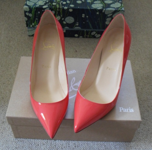 pigalle 9 YAY! New Christian Louboutin Shoes!