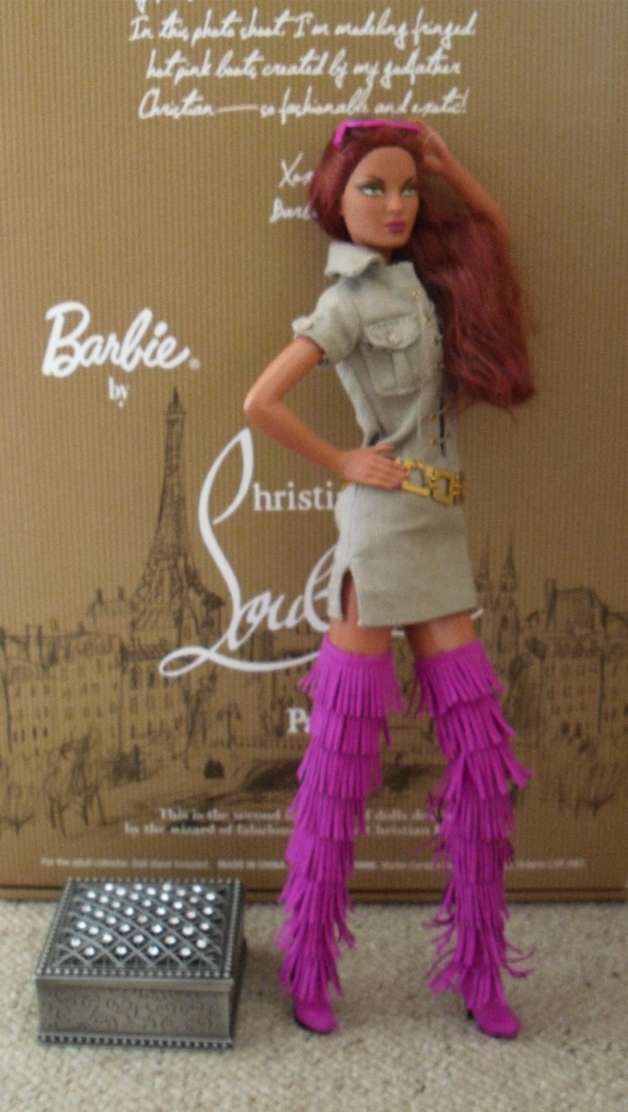 barbie louboutin