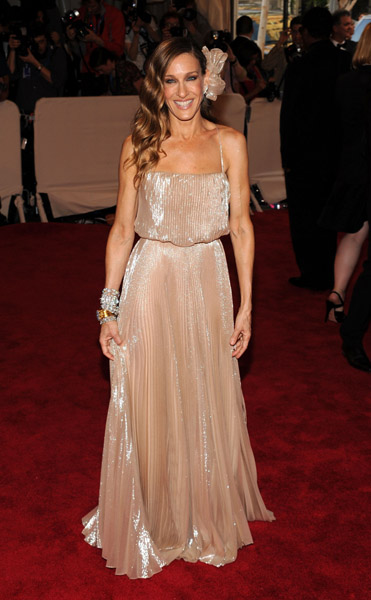 Looks I love At The MET Ball 2010