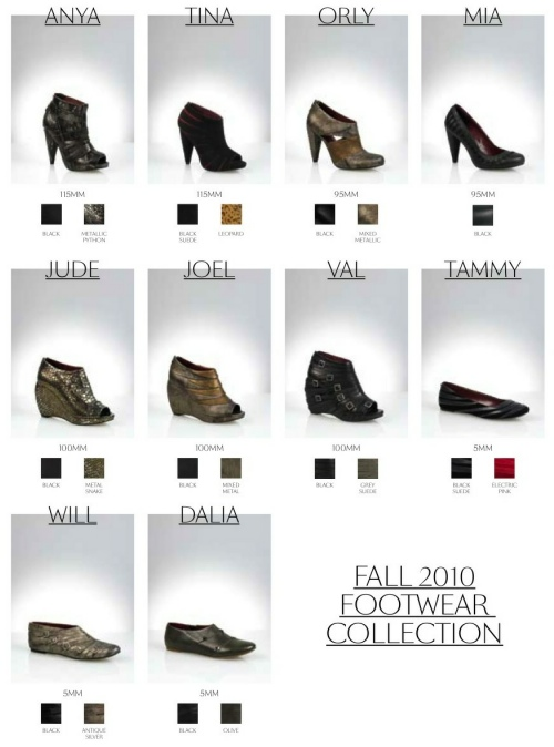 botkier shoes 16 Looks I Love: Botkier Shoes Fall 2010