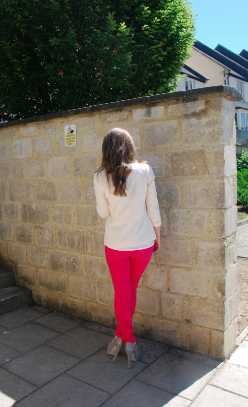 current elliott pink 13 The Bright Rose Jeans