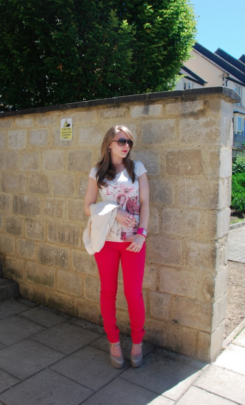 current elliott pink 15 The Bright Rose Jeans
