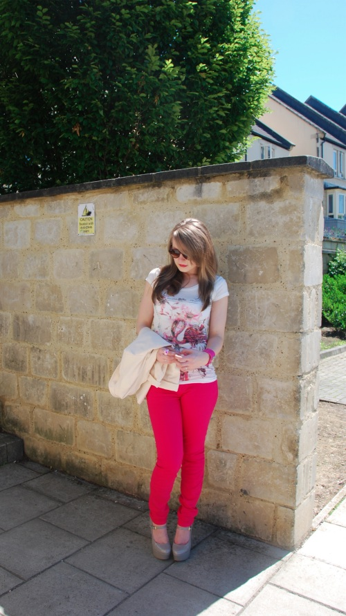 current elliott pink 19 The Bright Rose Jeans