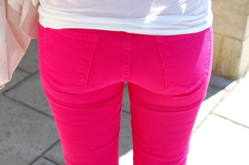 current elliott pink 23 The Bright Rose Jeans