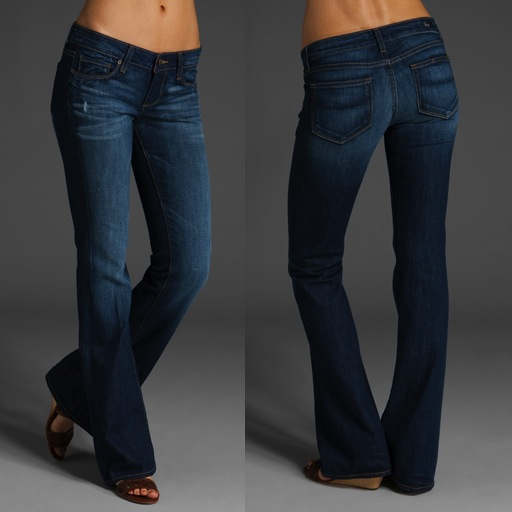 paige laurel canyon lorna revolve My Paige Premium & Lorna Collaboration Jeans Are Now Available To Buy!