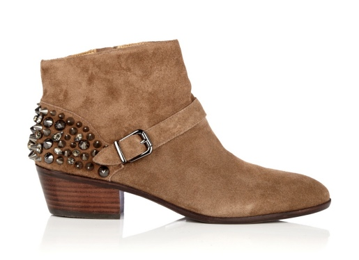 adbfd7d1751d81 Obsessed With Sam Edelman Chateau Pax Stud Ankle Boots