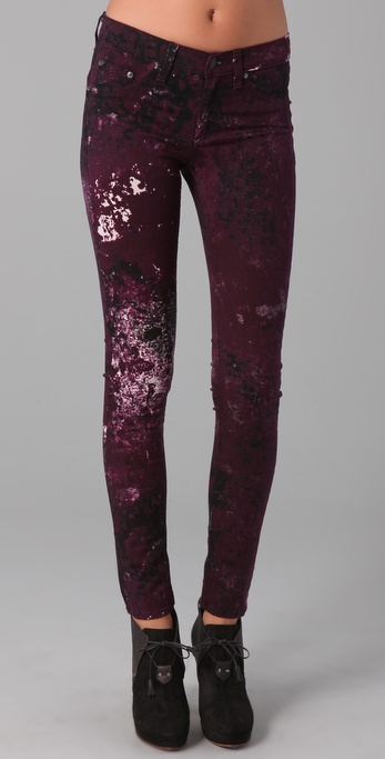 rag bone galaxy jeans My Christmas Wish List