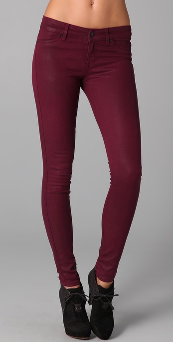 rich skinny red leather jeans My Christmas Wish List