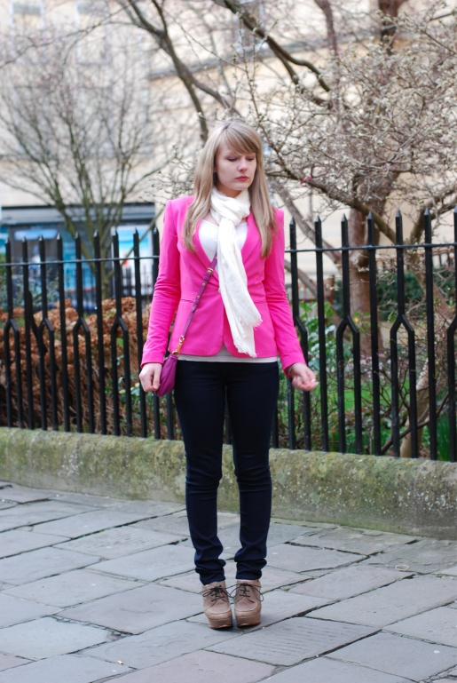 mih vienna 9 The Pink Blazer
