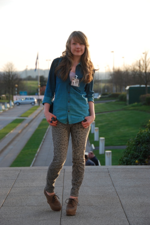 bfw lorna 13 Ombre Denim & Leopard At Bristol Fashion Week