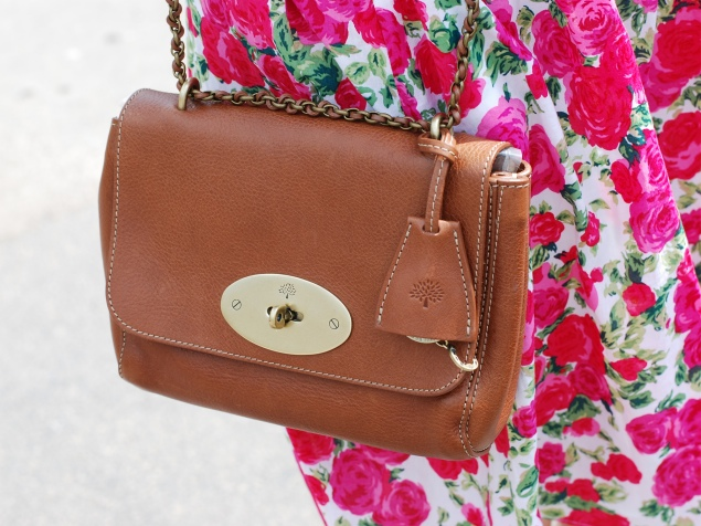 mulberry lily oak bag The Floral Dress