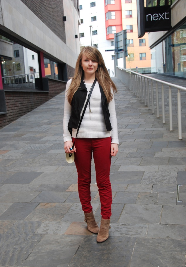 550ad511c3 Cabot Circus Fashion Weekender Show   Outfit