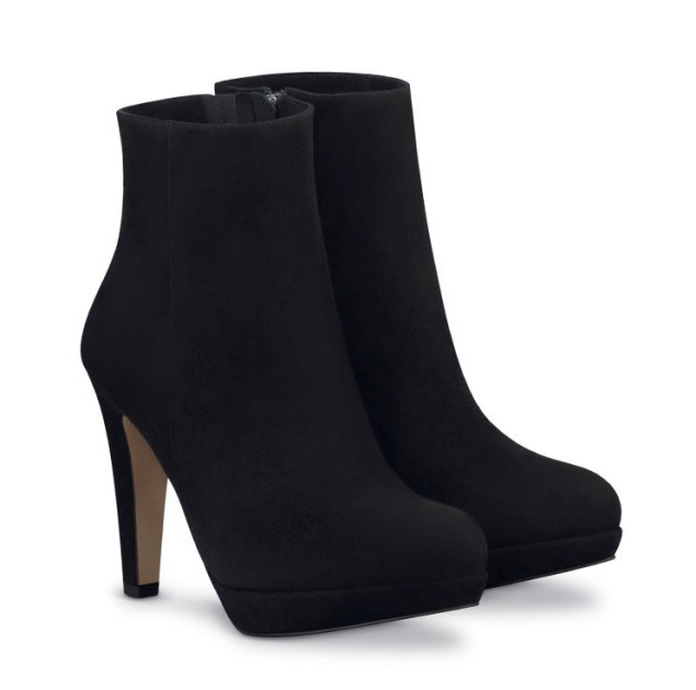Fantastic Ivanka Trump Narine Black Suede Shoes For Women  Aemow