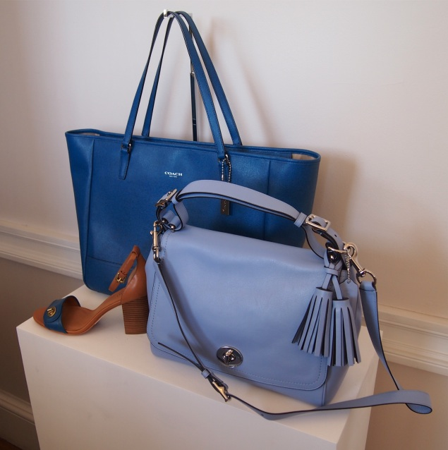 coach ss13 10 Spring 2013 Press Days: Lulu Guinness, Coach, Dodo, J Brand, Diesel, MiH, Acne & Pinko