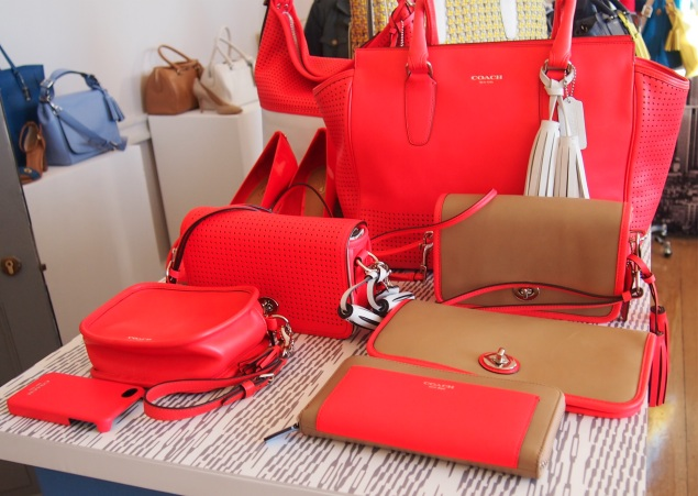 coach ss13 4 Spring 2013 Press Days: Lulu Guinness, Coach, Dodo, J Brand, Diesel, MiH, Acne & Pinko