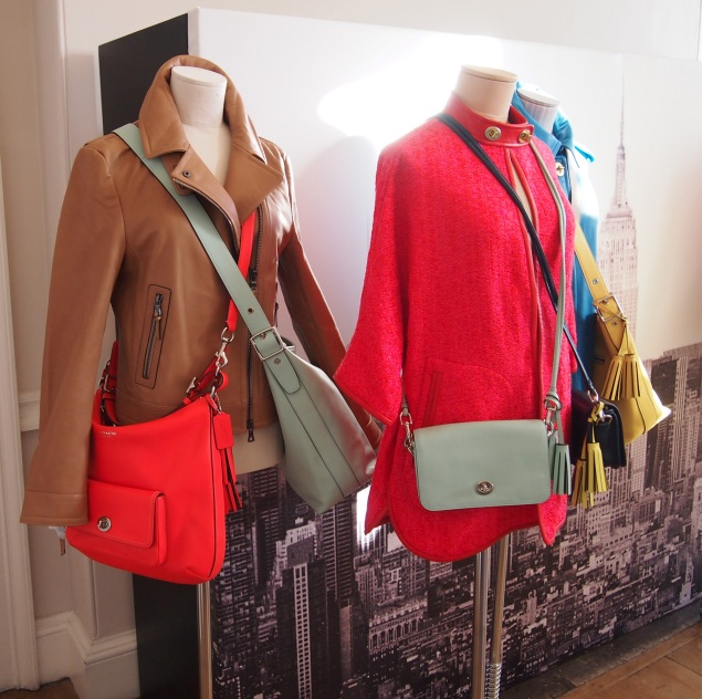 coach ss13 6 Spring 2013 Press Days: Lulu Guinness, Coach, Dodo, J Brand, Diesel, MiH, Acne & Pinko