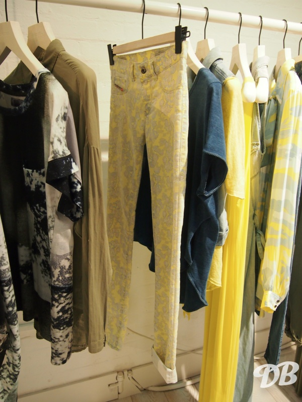 diesel ss13 7 Spring 2013 Press Days: Lulu Guinness, Coach, Dodo, J Brand, Diesel, MiH, Acne & Pinko