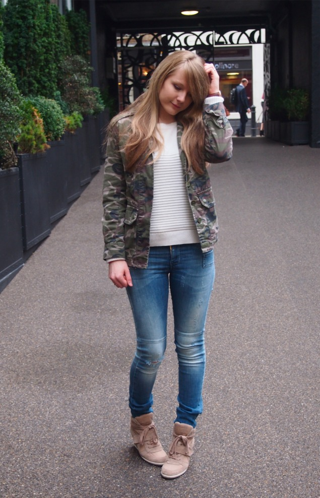 lorna burford casual london clothes My Casual London Style For Press Events