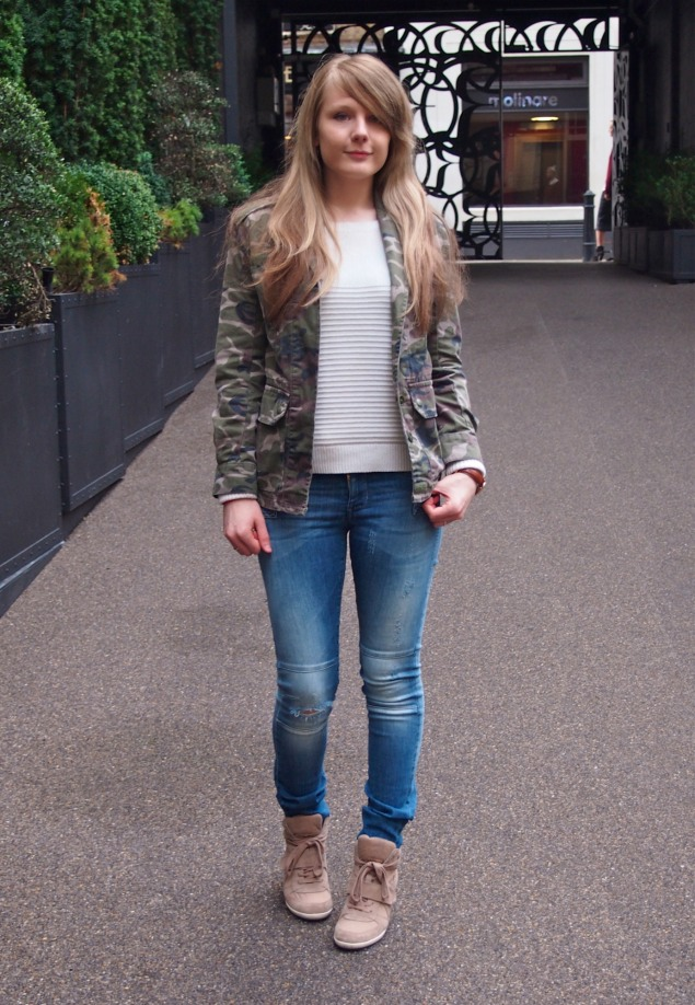 lorna burford casual london My Casual London Style For Press Events