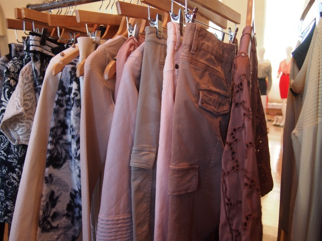 pinko ss13 2 Spring 2013 Press Days: Lulu Guinness, Coach, Dodo, J Brand, Diesel, MiH, Acne & Pinko