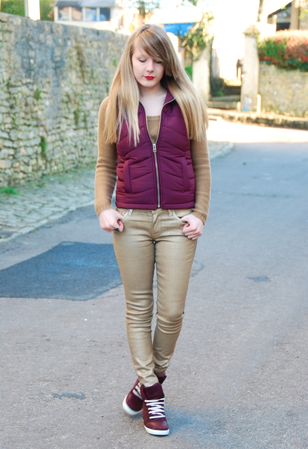 lorna-burford-gold-jeans-burgundy