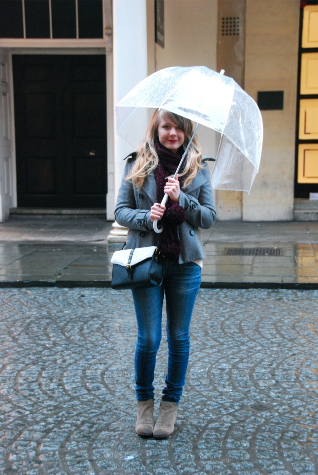 lorna burford rain My Outfits From January