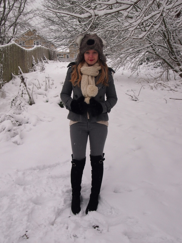 lorna burford snow outfit My Outfits From January