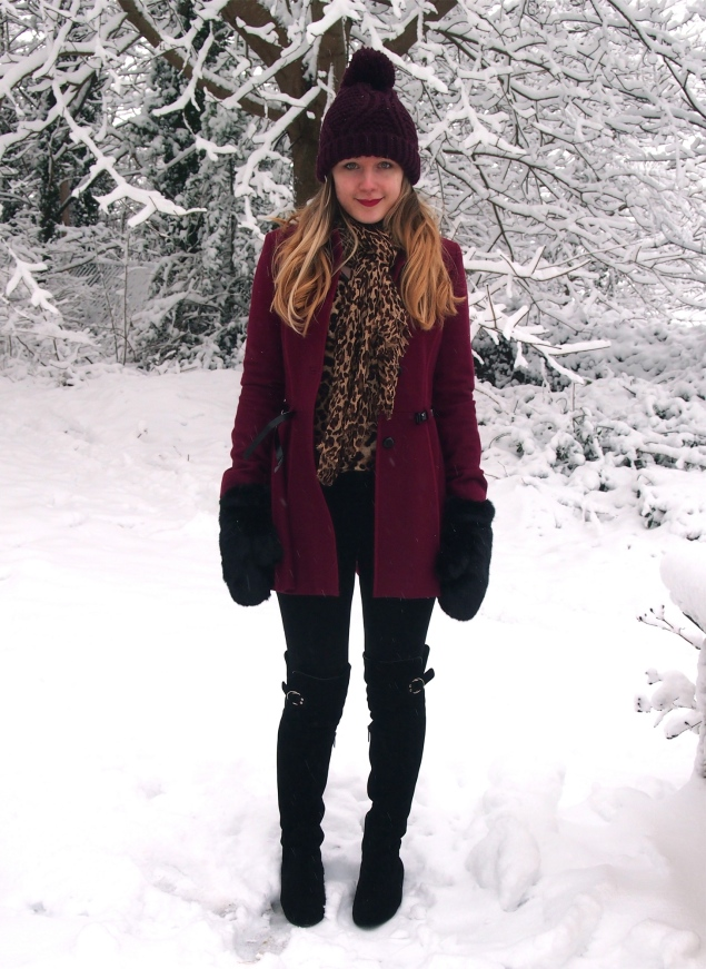 lorna burford snow outfit1 My Outfits From January
