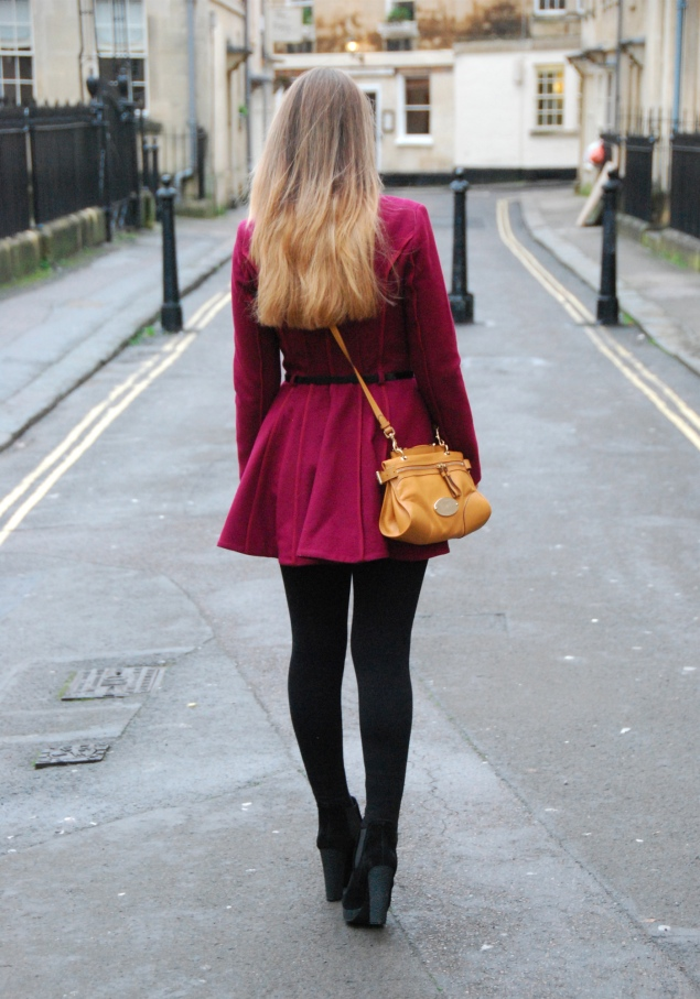 ombre-hair-burgundy-coat-2