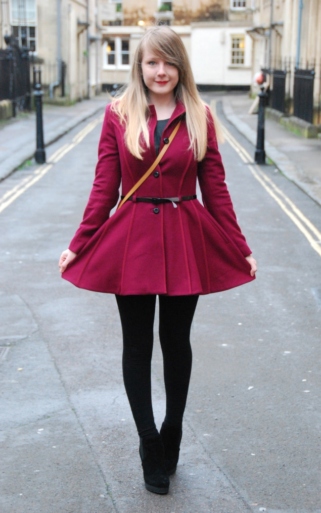 topshop-burgundy-princess-coat-2