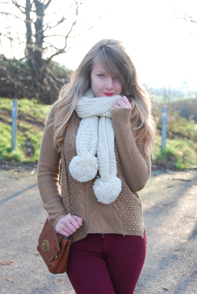 cream-pom-cable-scarf-lorna-burford