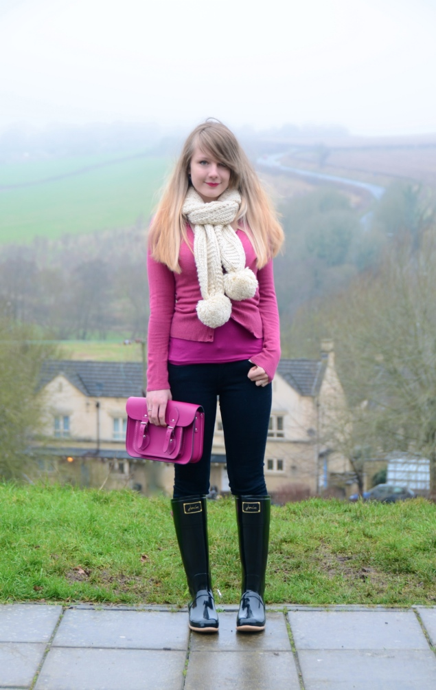 joules wellies outfit Country Girl At Heart