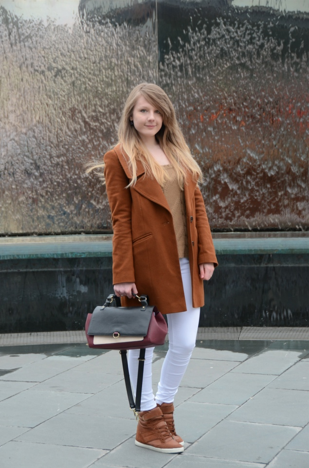 lorna-burford-tan-coat-white-jeans-@bristol