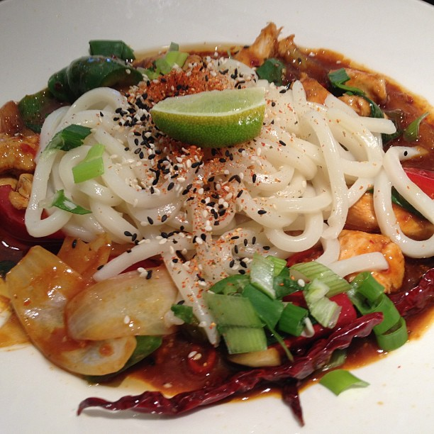 wagamama chicken firecracker