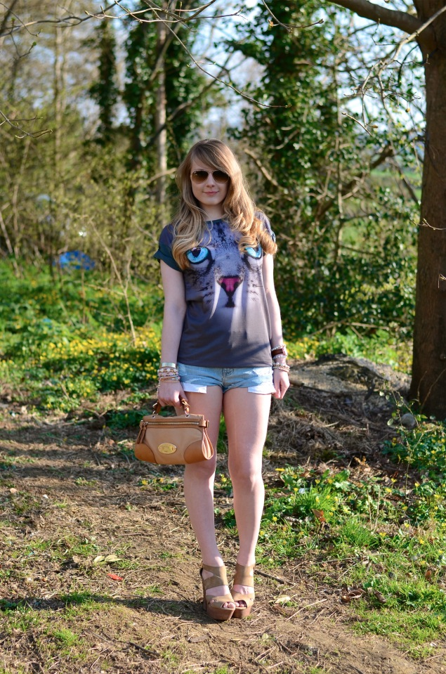 lorna-burford-denim-shorts-cat-t-shirt