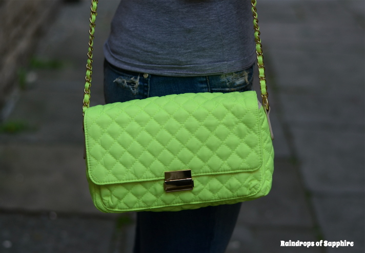 forever-21-neon-yellow-bag