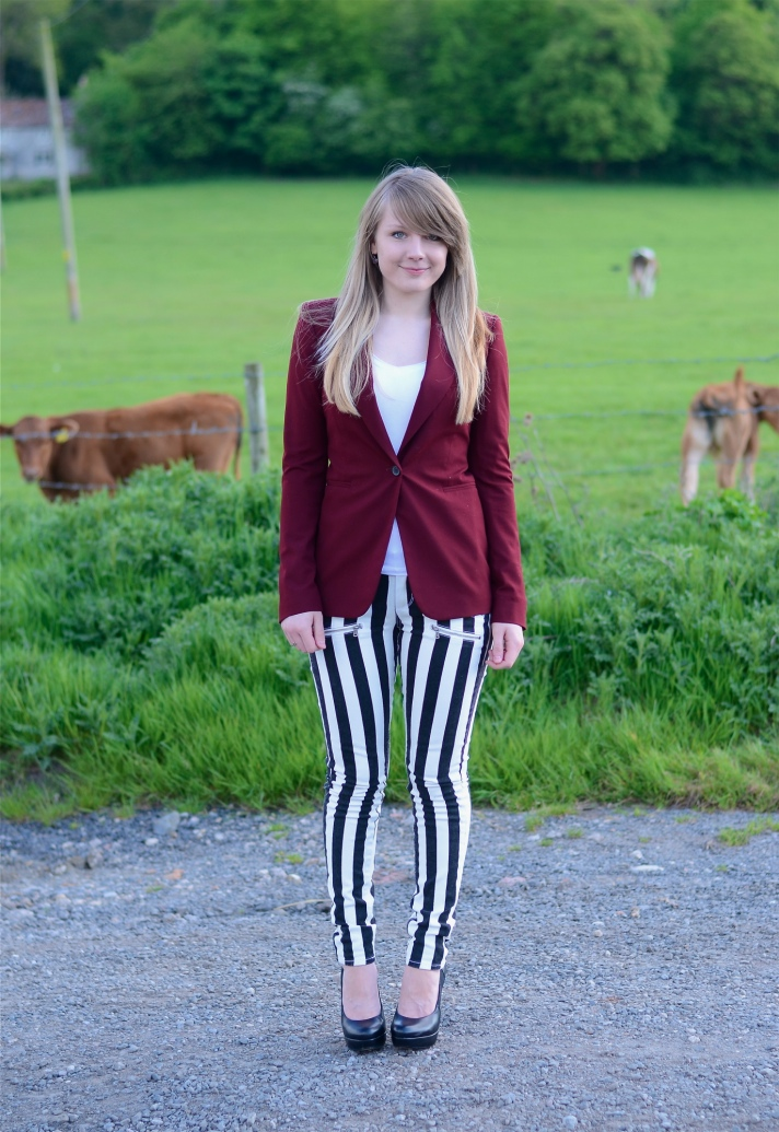 lorna burford paige striped jeans Hi, Im Lorna Burford =)