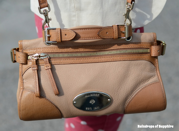 mulberry mini taylor deer brown test My Favourite Bags