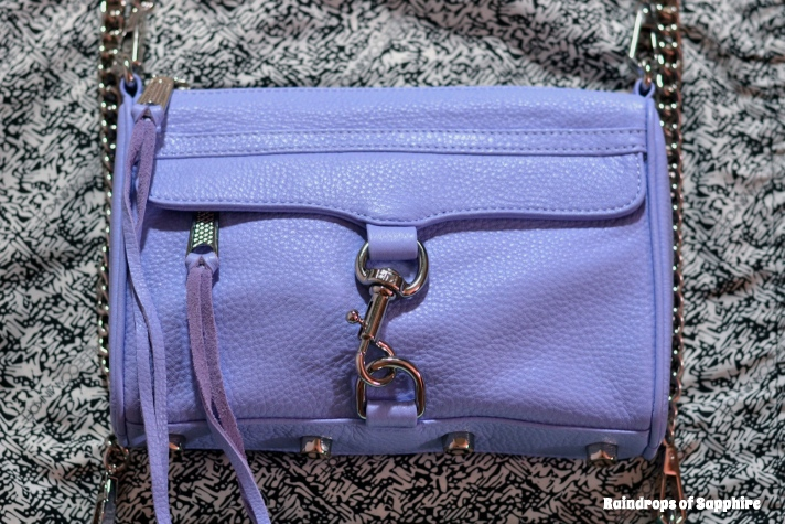 rebecca minkoff mini mac lilac Rebecca Minkoff Lilac Mini Mac & Mint Mini 5 Zip