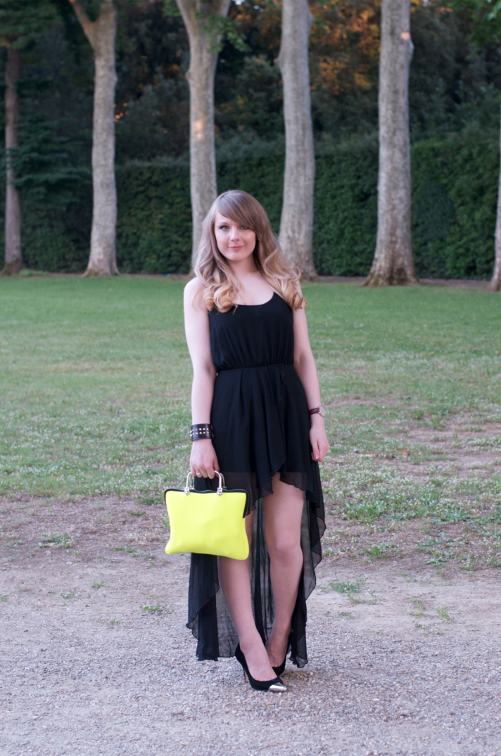 black-hi-low-dress