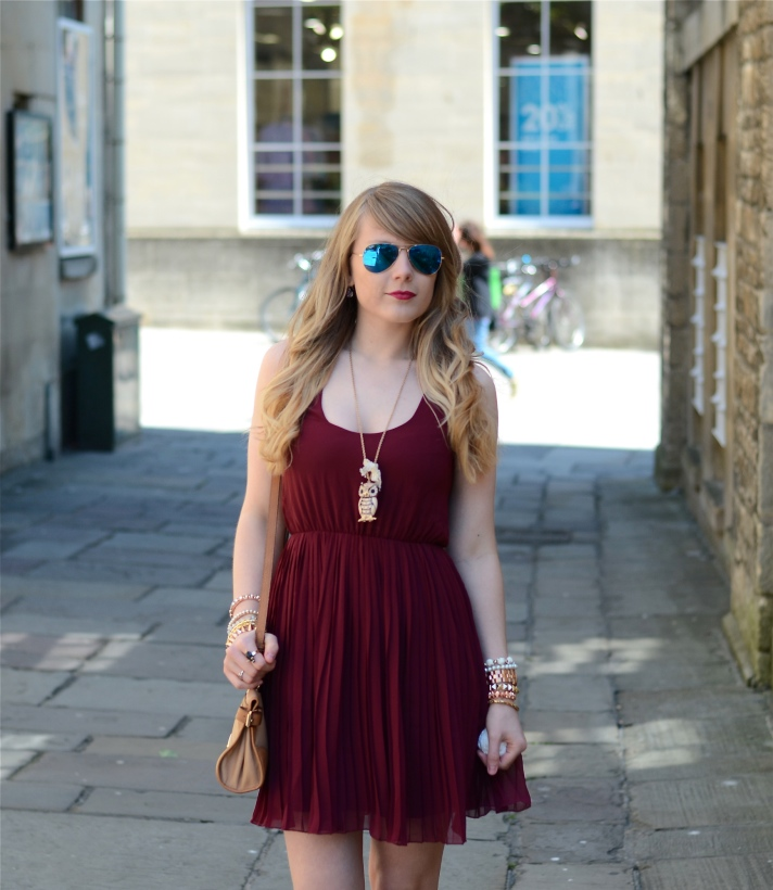 burgundy-asos-red-dress