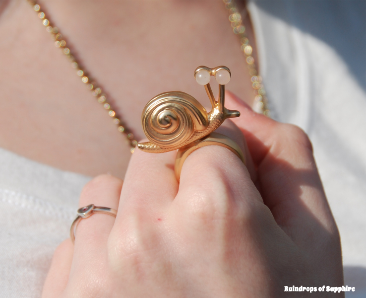 gold-snail-ring