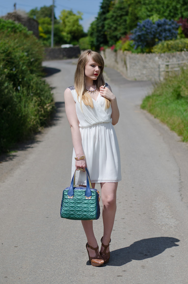 lorna-burford-white-dress-patricia-al'kary-bag