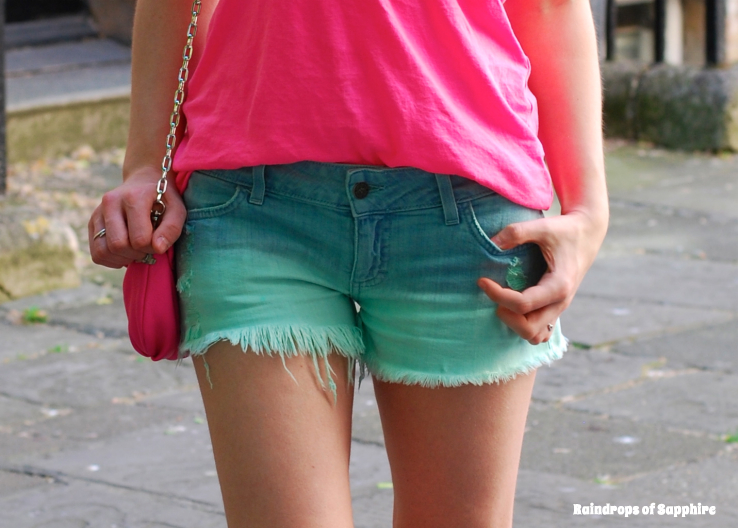 ombre-dip-dye-siwy-denim-shorts