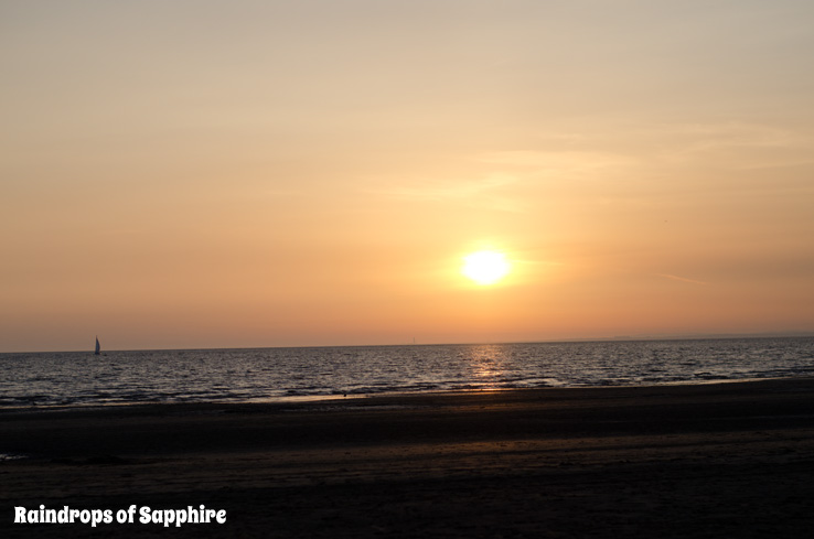 sunset-beach-burnham-on-sea