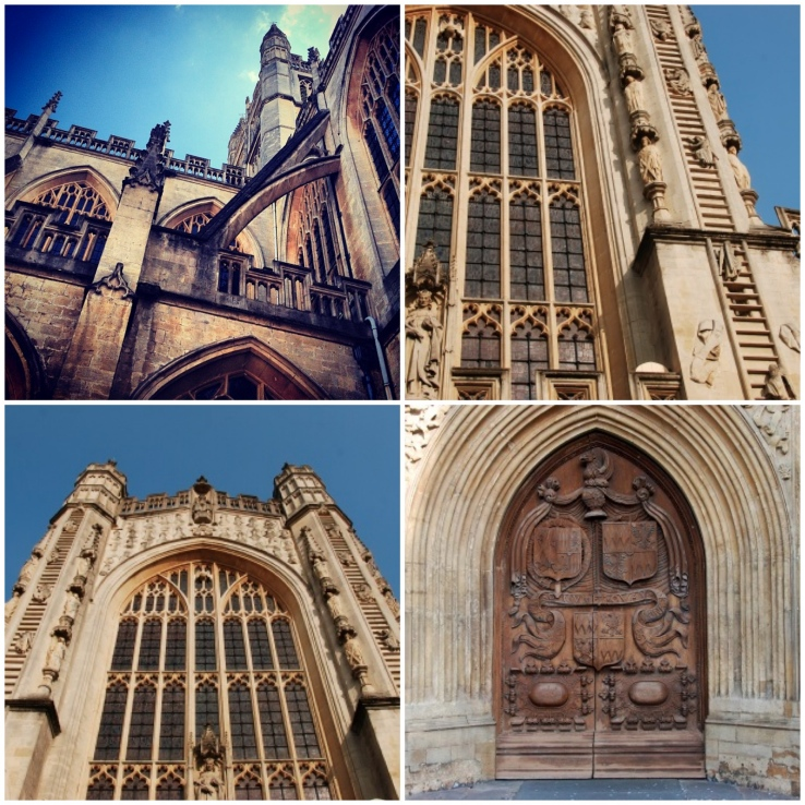 bath abbey My Favourite Places In The City Of Bath